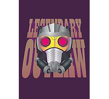 Star-Lord: Legendary Outlaw Photographic Print