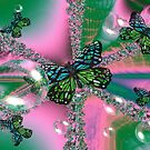 Butterflies and Bubbles by judygal