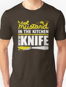 Colonel Mustard T-Shirt