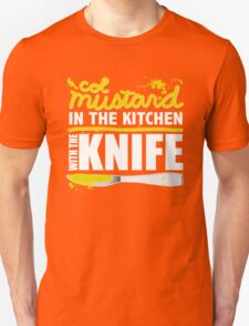 Colonel Mustard T-Shirt