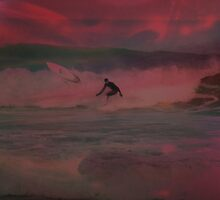 Apocolypse Later, I'm Surfing Now by Jason Lee Jodoin