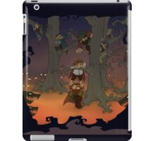 The Hobbit - Wargs and Dwarves iPad Case/Skin
