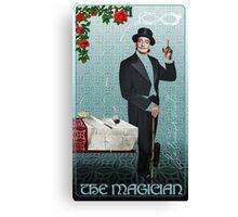 Tarot: The Magician (I) Canvas Print