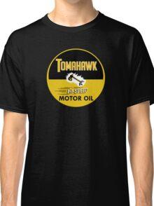 Tomahawk Motor Oil Shirt Classic T-Shirt