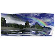 Classic Rainbow II Poster