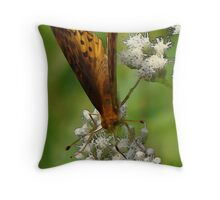 Forever Beautiful Throw Pillow