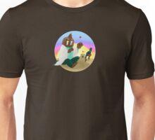 Trottimus on the Beach Unisex T-Shirt
