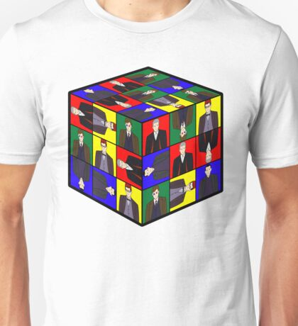 The Doctor's Cube Unisex T-Shirt