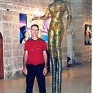 Recycled Nefertiti's Spirit by Joseph Barbara
