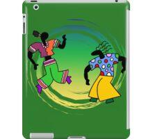 Dance Party Couple iPad Case/Skin