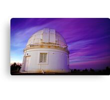 The Dome Of Stars Canvas Print