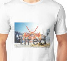 Standing in the Heat Unisex T-Shirt