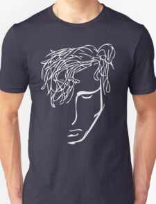 rowan - black Unisex T-Shirt