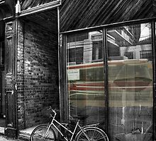The Streetcar and the Bicycle by Marilyn Cornwell