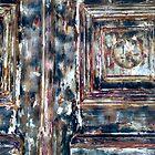 Door panels by Stephen Maxwell