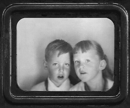 My Sister & Me by Gene Walls