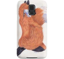 Anthro Fox Samsung Galaxy Case/Skin