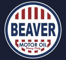 Beaver Motor Oil Shirt Kids Clothes