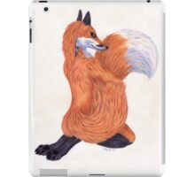 Anthro Fox iPad Case/Skin