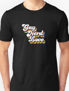 Gay Nerd Love: Afternoon Delight Unisex T-Shirt