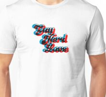 Gay Nerd Love: 3D Unisex T-Shirt