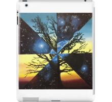 Sky and Earth Collide iPad Case/Skin
