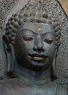 Greenstone Buddha by Dave Lloyd
