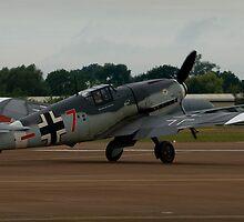 Messerschmitt by DonMc