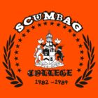 Scum Bag College by Steve's Fun Designs