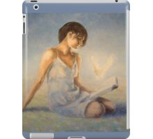 These words are spirit  iPad Case/Skin