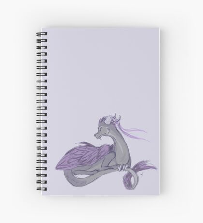 Ace Dragon Spiral Notebook