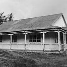 Old Verandah  Lodge by sarnia2