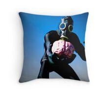 Got Brain 02 Throw Pillow