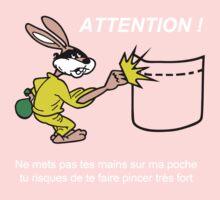 Metro Rabbit One Piece - Short Sleeve