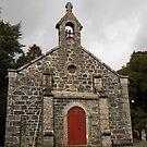 Bargrennan Church, South West Scotland by sarnia2