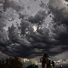 As the storm approaches by Saija  Lehtonen