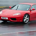 Ferrari 360 Modena by Peter Lawrie