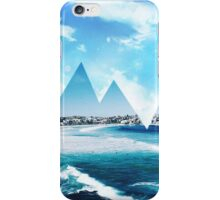 Sky x Beach  iPhone Case/Skin