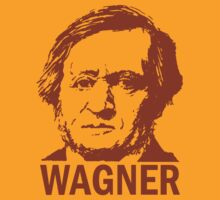 WAGNER by OTIS PORRITT