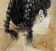 ode to the braid by Loui  Jover