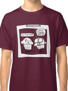 Talking Muffins in the Oven Classic T-Shirt
