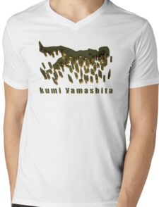 Yamashita Shadow Mens V-Neck T-Shirt
