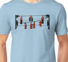 Hanging traffic lights Unisex T-Shirt