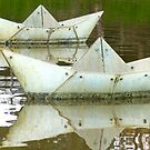 Paper Boats by Ali Brown