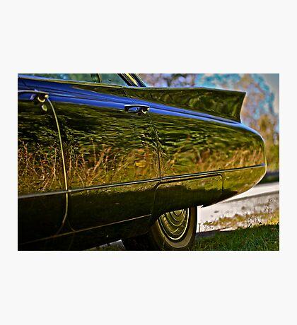 Elvis Presley  -  Love me tender  -  Cadillac . Brown Sugar Story.  Views ( 276) Favorited by (3) Thx!  Dear friends! Photographic Print