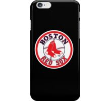 Boston Red Sox iPhone Case/Skin
