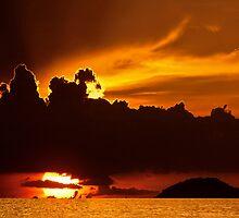 Ol' Sol ... by Dave Lloyd