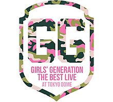 Girls' Generation (SNSD) The Best Live at Tokyo Dome Shield Photographic Print