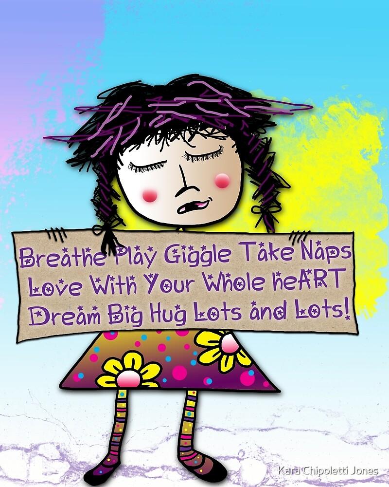 Zelda's Advice... by Kara Chipoletti Jones