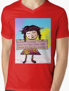 Zelda's Advice... Mens V-Neck T-Shirt